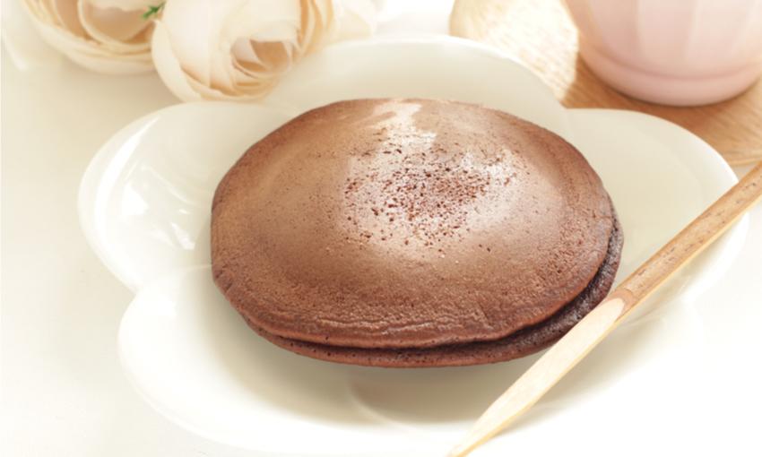 dorayaki al cioccolato