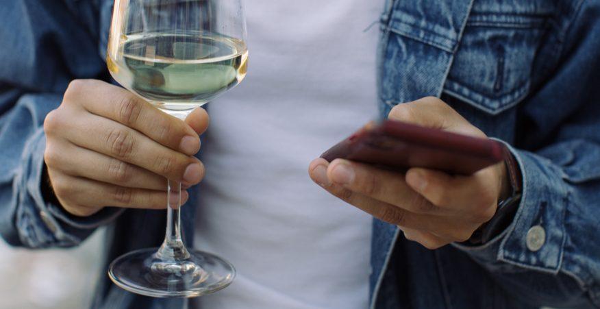 ecommerce vino