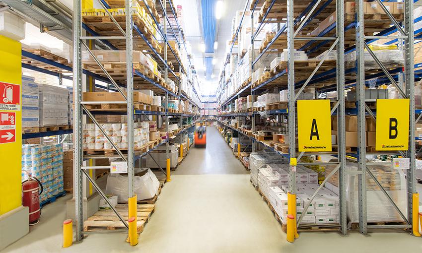magazzino intelligenza artificiale