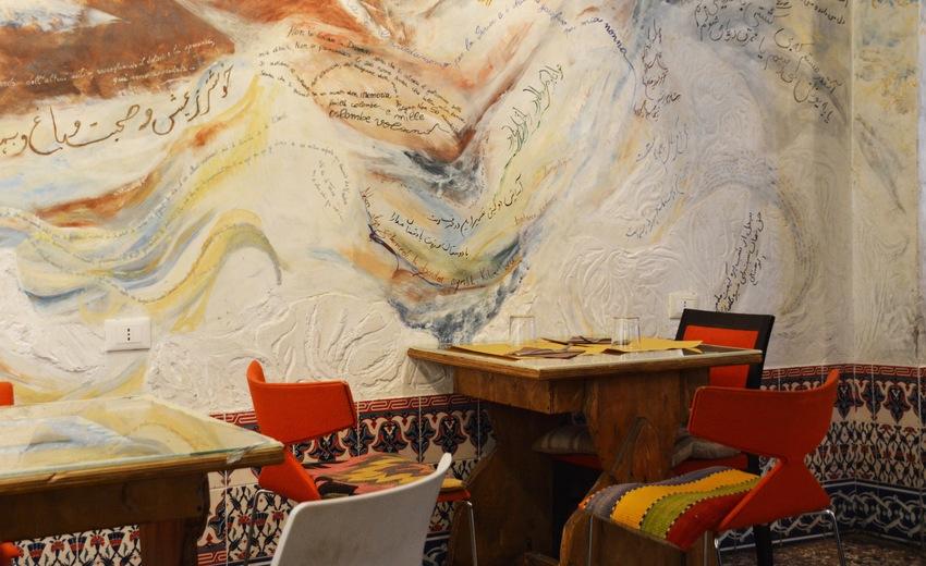 orient experience ristorante