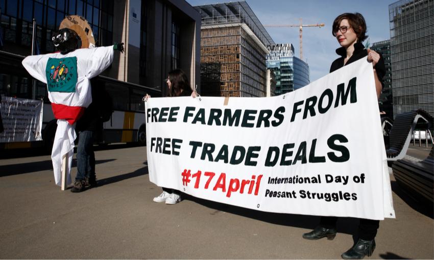 17 aprile lotta contadina