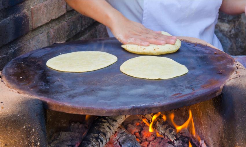 comal tortillas