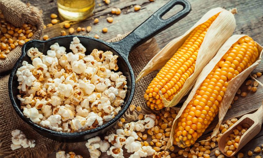 pop-corn procedimento