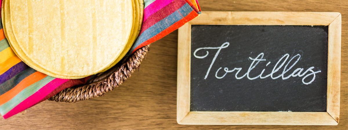 tortillas messicane storia
