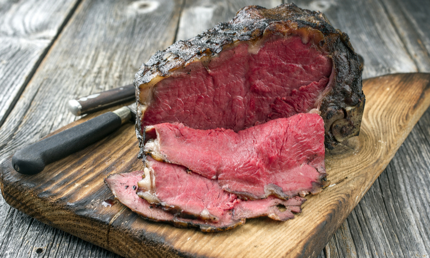 carne frollata bistecca
