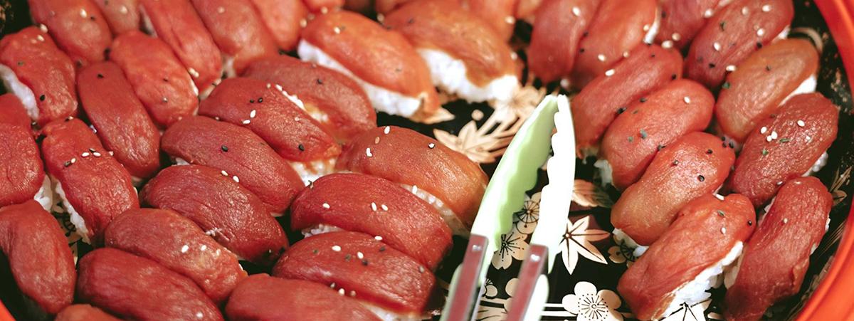 pesce vegetale