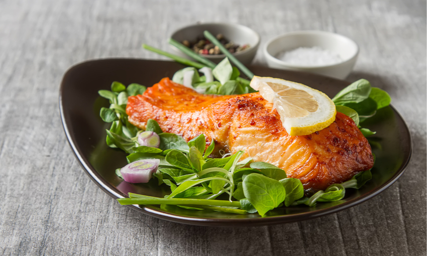 salmone vegetale