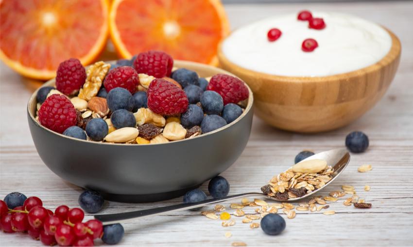 abbinamento frutta