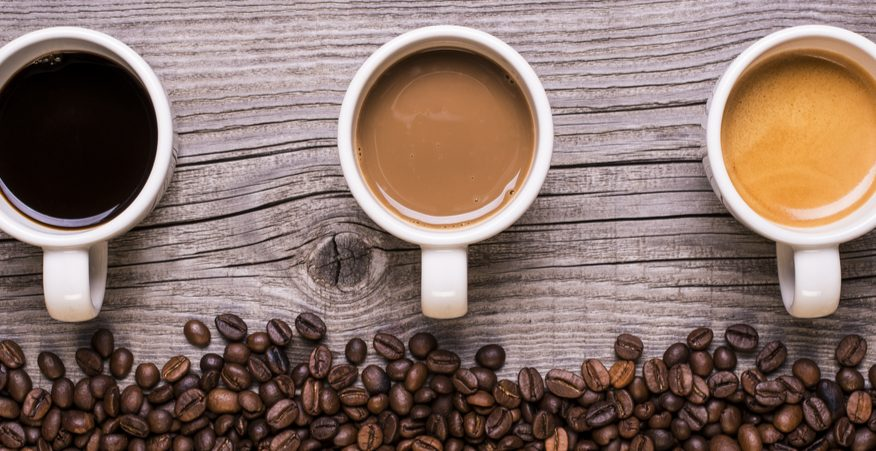 assaggiatore di caffè