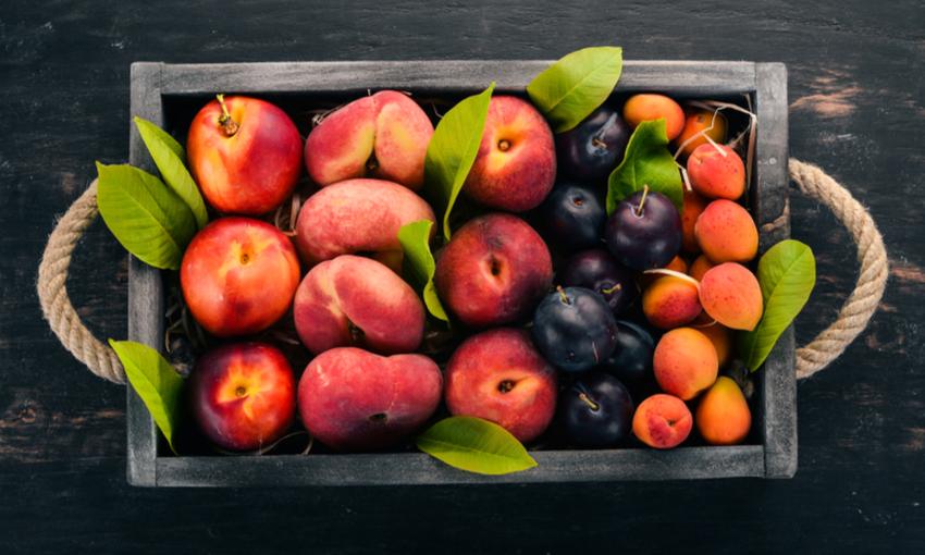 betacarotene frutta
