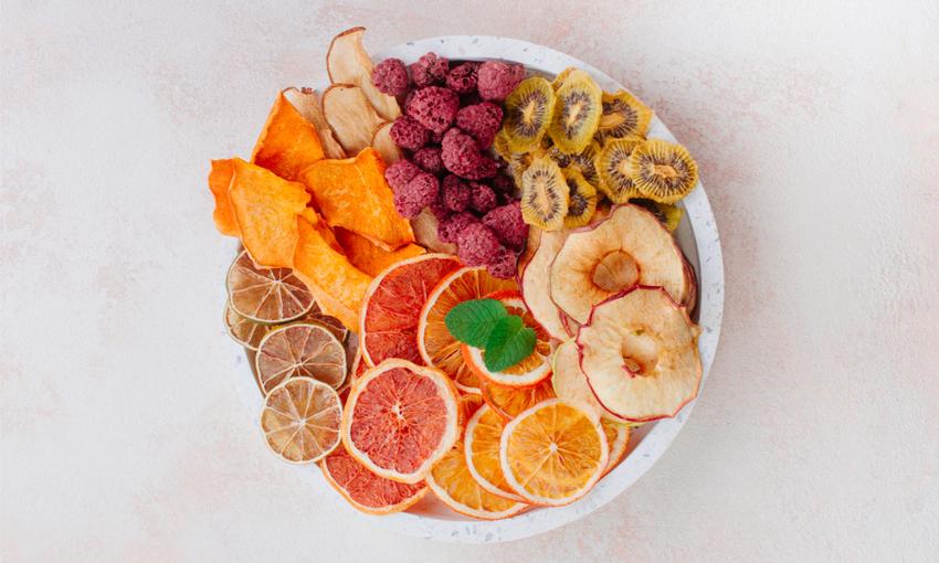 chips di frutta come fare