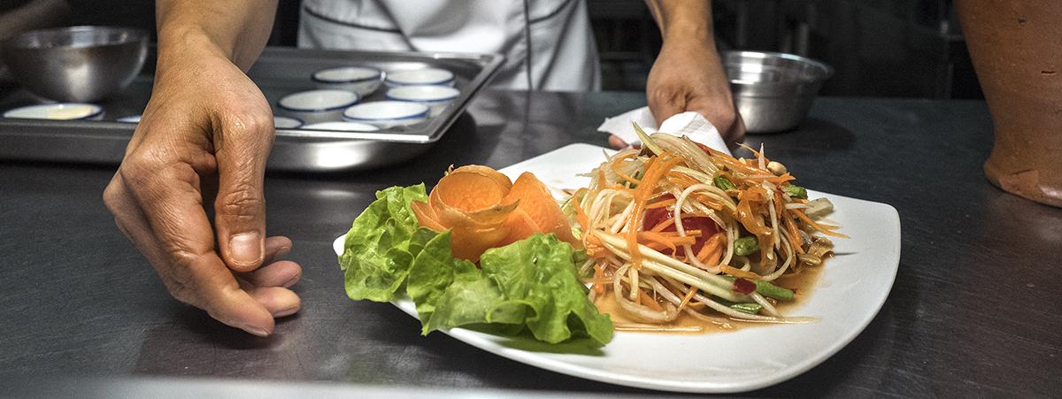 cucina thailandese milano