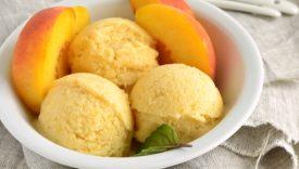 gelato vegetale fatto in casa