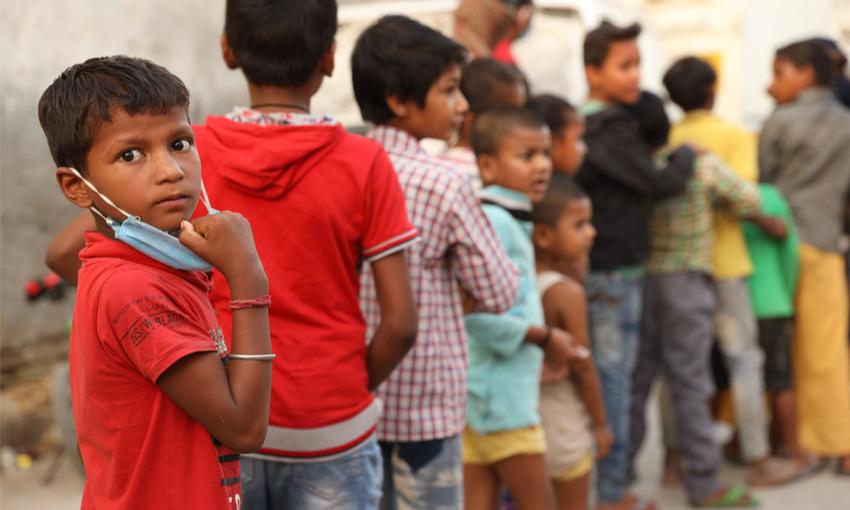 insicurezza alimentare bambini