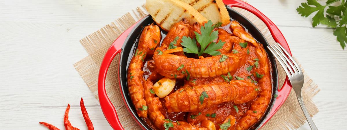 canocchie ricette