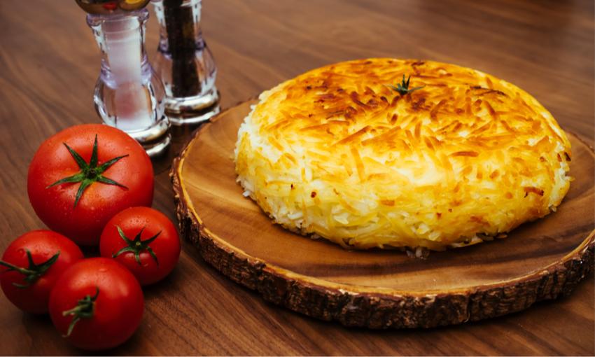 rosti patate ricetta