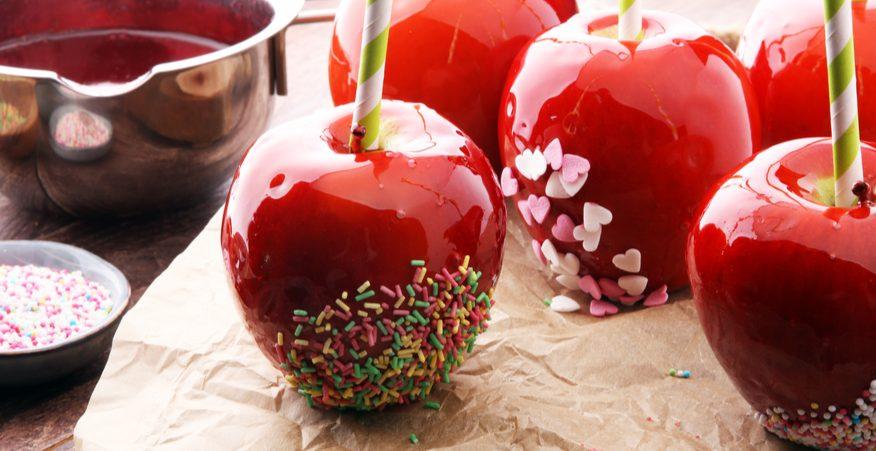 come caramellare la frutta
