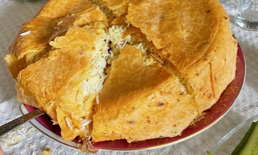 piatti cucina azera