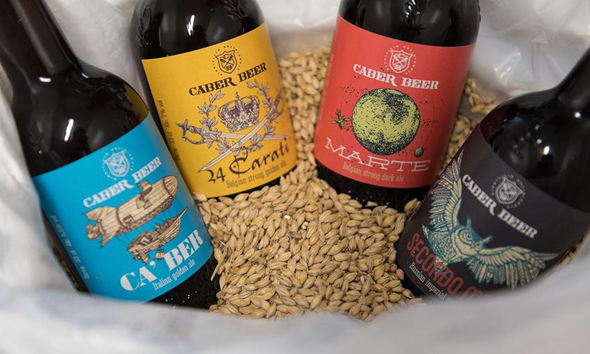 Caber Beer