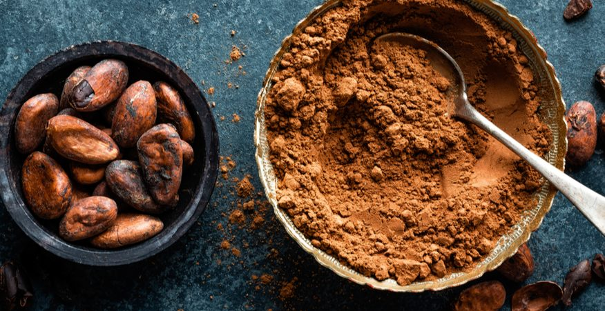lavorazione del cacao